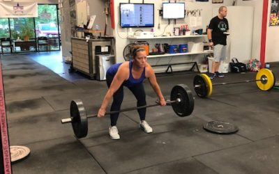 Athlete(s) of the month – October/November: – Catherine Mazur
